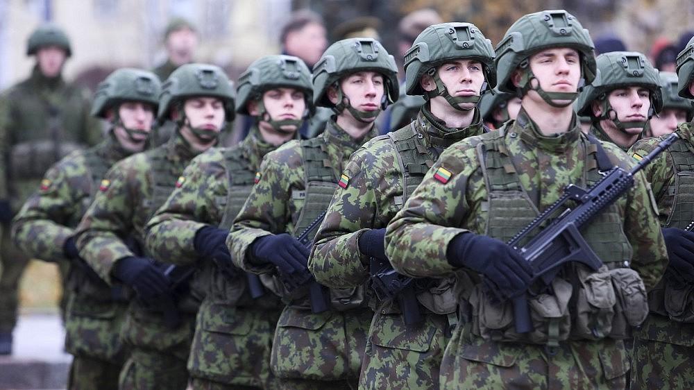 Lietuvoje statomas unikalus Baltijos šalyse karinis objektas