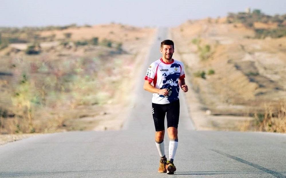 Bėgimas per Lietuvą – pasiruošimas didesniam tikslui