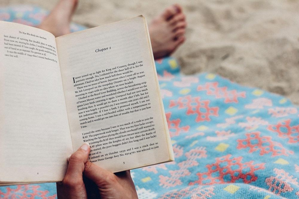 Kauniečiai gali rasti knygų paplūdimio bibliotekoje