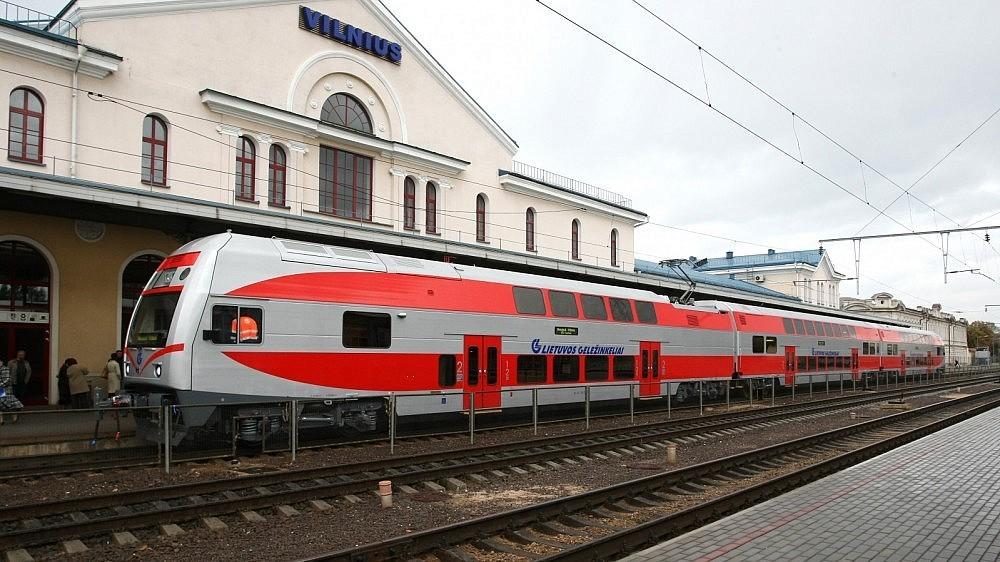 Vilniaus stoties rajono modernizavimas neapsiribos tik stotimi