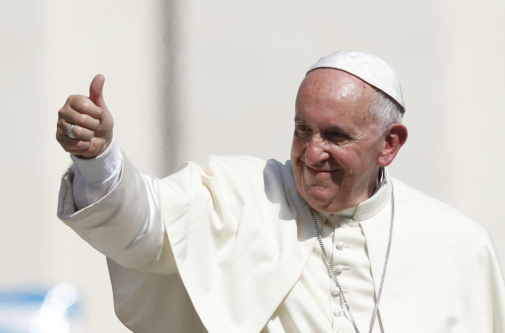 Lietuva laukia istorinio įvykio: kur bus galima susitikti su popiežiumi?