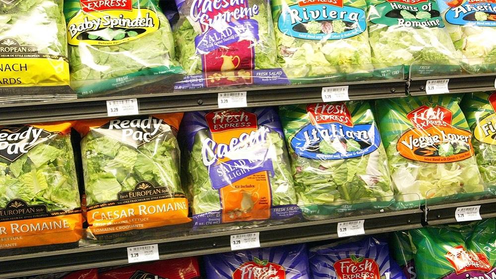 Lietuvoje į populiarumo viršūnę šovė daržovės pakuotėse