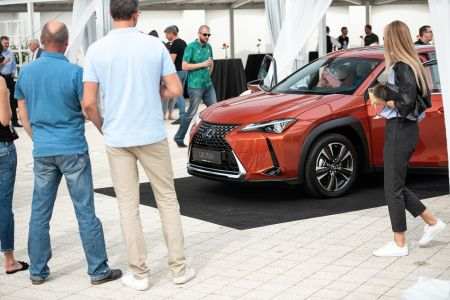"""Pristatytas naujas """"Lexus"""" miesto visureigis - tokio modelio dar nebuvo (FOTO)"""