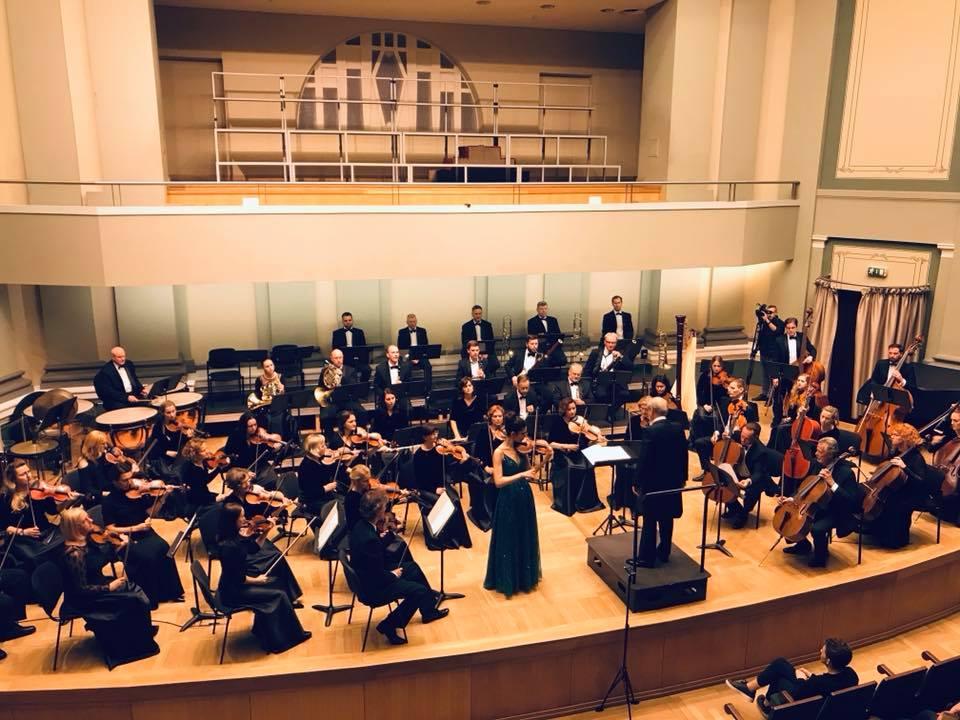 Kauno miesto simfoninis orkestras sulaukė tarptautinio įvertinimo
