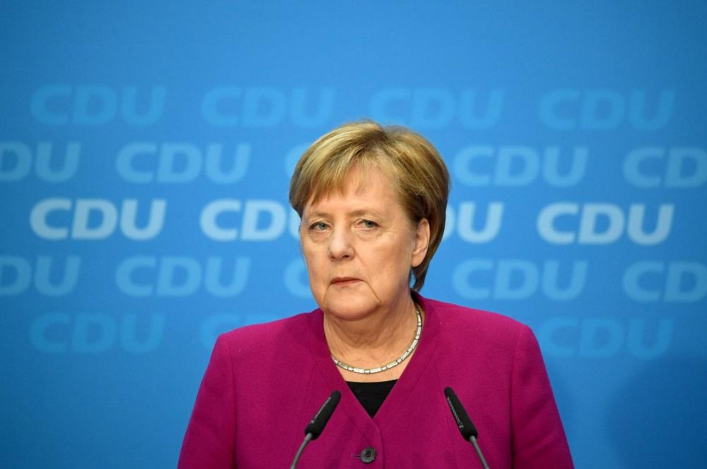 """""""Mutti"""" traukiasi: A.Merkel patvirtino, kad 2021-aisiais atsisakys kanclerės posto"""