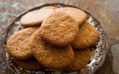 Burnoje tirpstantys sausainiai su cinamono ir cukraus plutele (video)