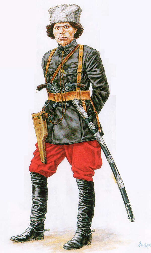 Tėtušis Machno – kovotojas prieš visus