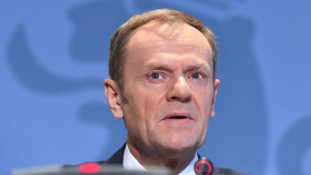 D.Tuskas užsipuolė D.Trumpo poziciją dėl Europos