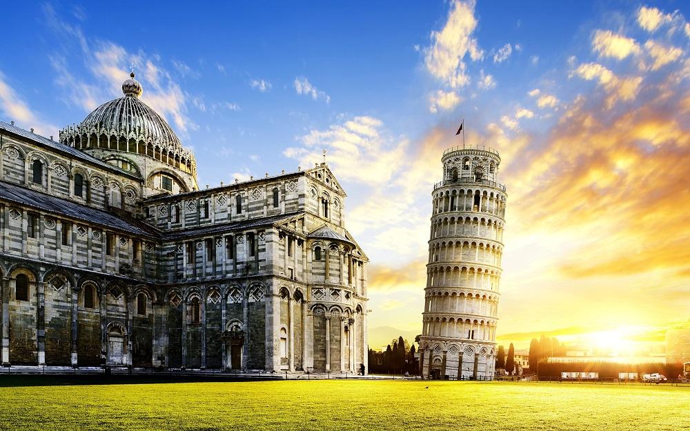 Kreivasis Pizos bokštas tapo dar tiesesnis