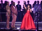 """Ispanijoje išdalinti MTV apdovanojimai: juose triumfavo hito """"Havana"""" atlikėja C.Cabello"""
