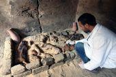 Archeologai Egipte rado dešimtis itin senų kačių mumijų