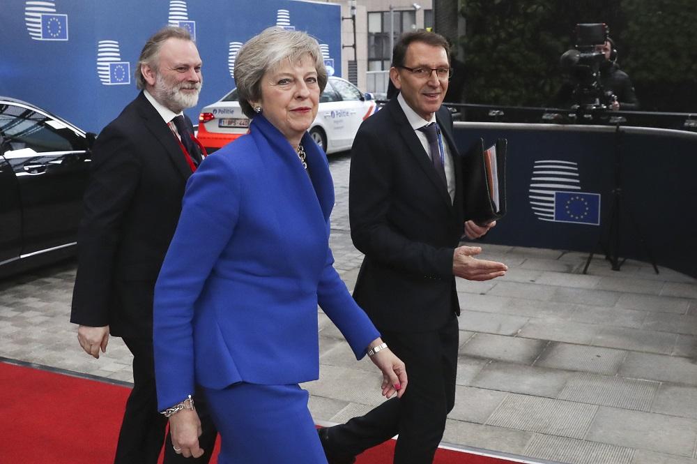 """Aštri tema: Daugiau derybų dėl """"Brexito"""" nebus"""