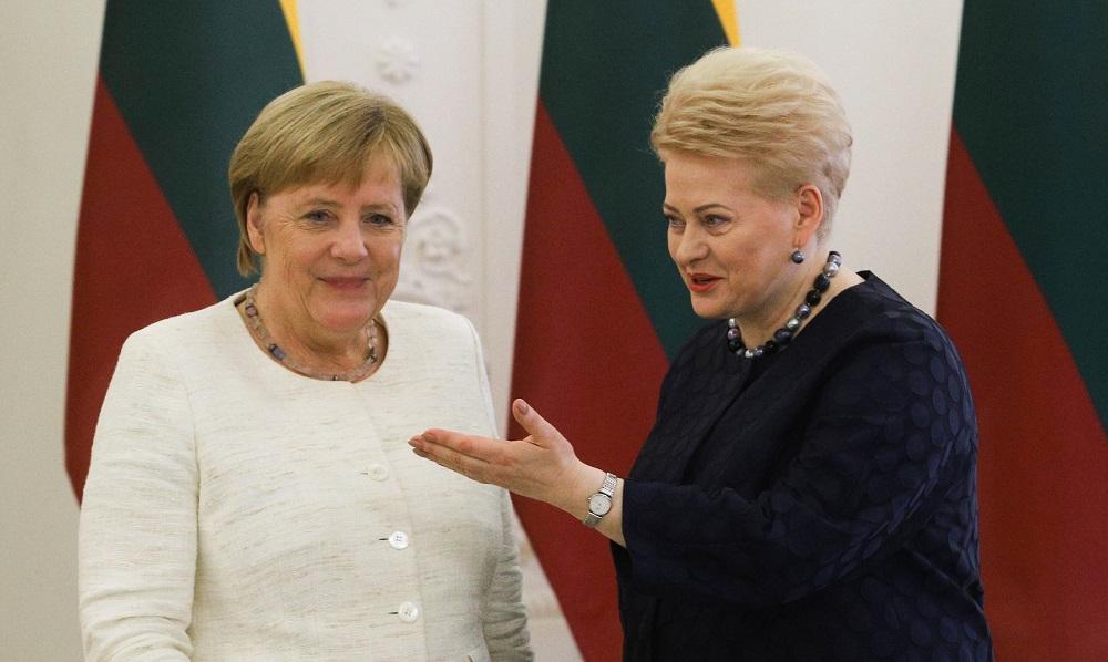 Įtakingiausių moterų pasaulyje sąraše D.Grybauskaitė - 63-ia