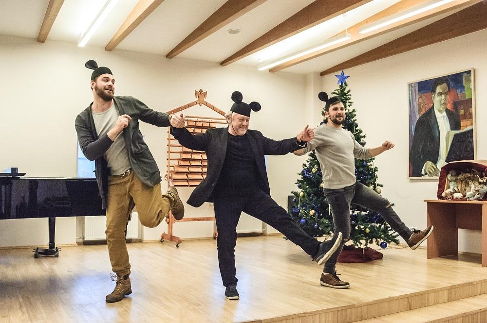 """Pirmoji lietuviškų operų vaikams trilogija finišuos su """"Žvaigždžių opera"""""""