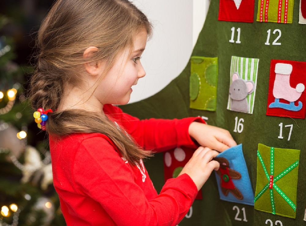 Adventas: kaip sukurti vaikui šventę?