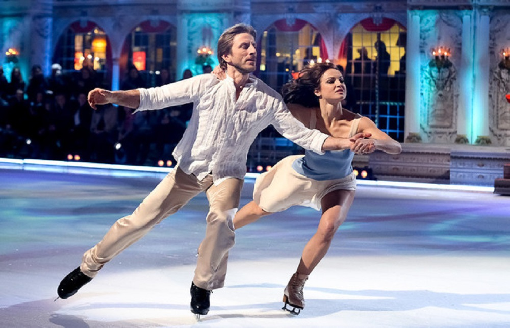M.Drobiazko ir P.Vanagas: rokas ir jausmų simfonija ant ledo