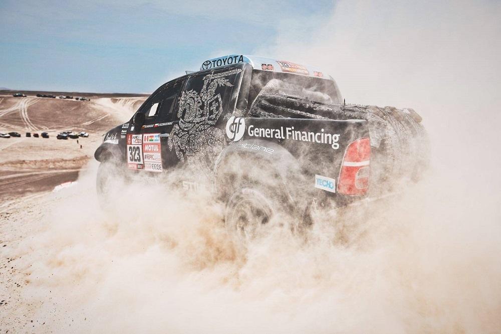 Lietuviai siekia suburti didžiausią Dakaro komandą istorijoje