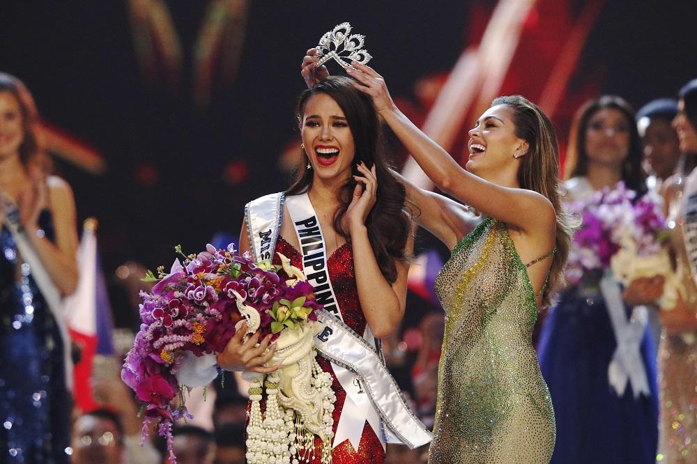 Gražiausia moterimi pasaulyje tapo filipinietė C.Gray
