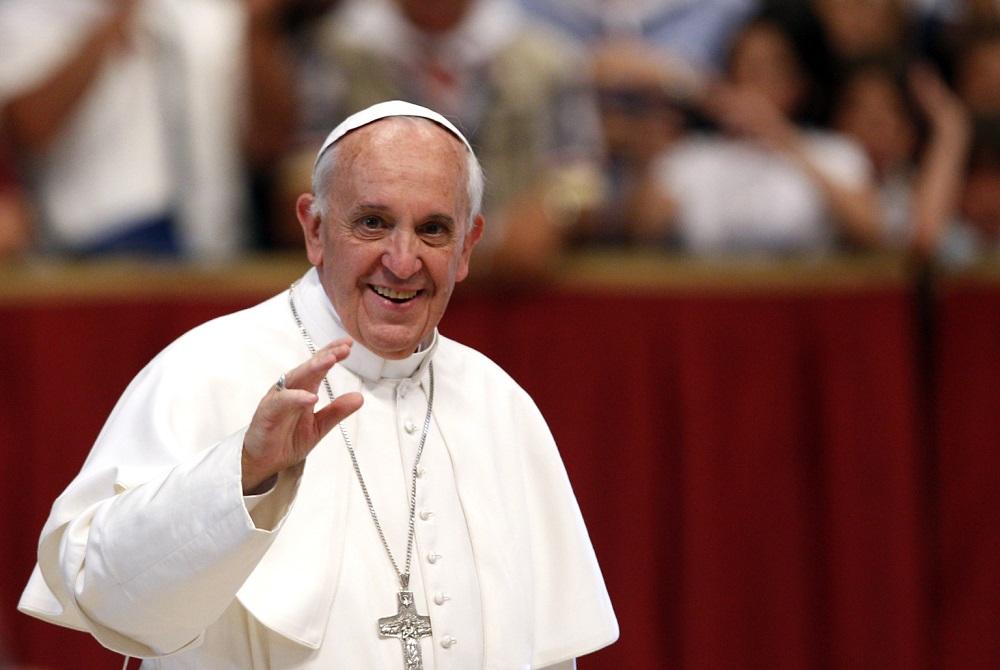 Popiežius Pranciškus 2019 metais norėtų apsilankyti Hirošimoje ir Nagasakyje