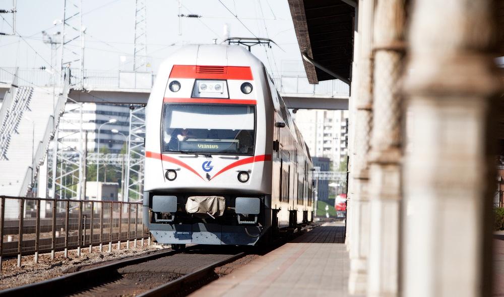 Lietuvos traukiniai važinėja pagal atnaujintus tvarkaraščius