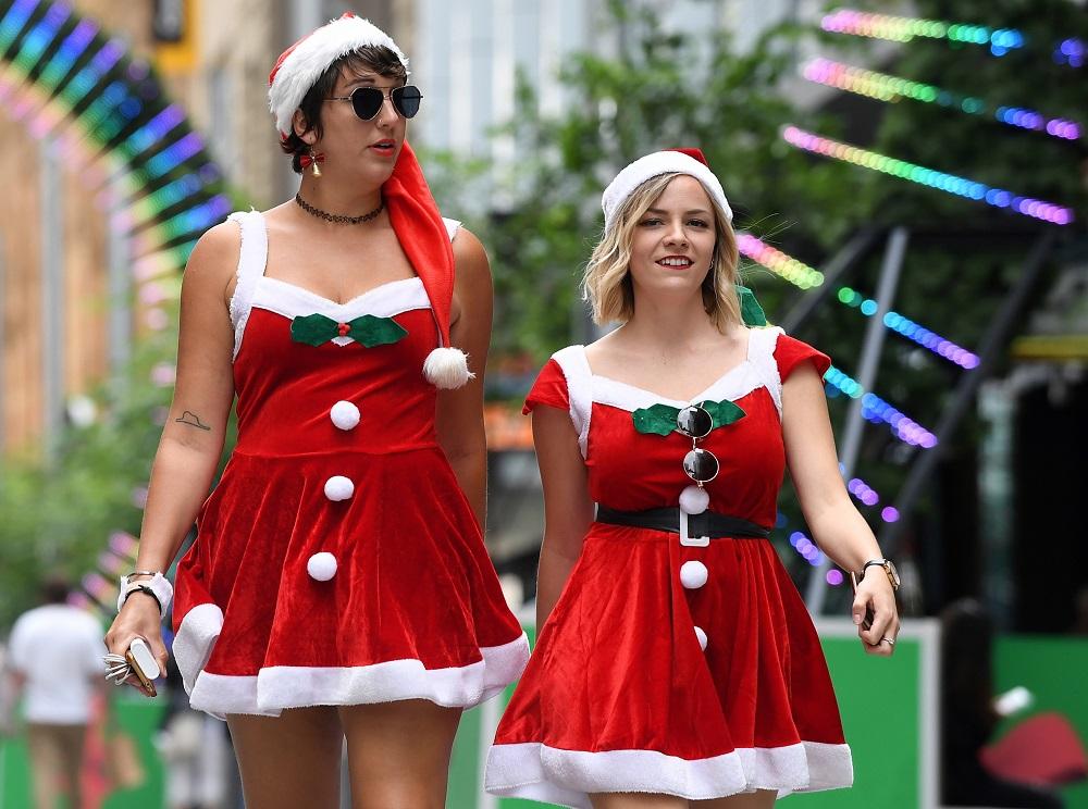 Per Kalėdas Australiją užplūs karščio banga