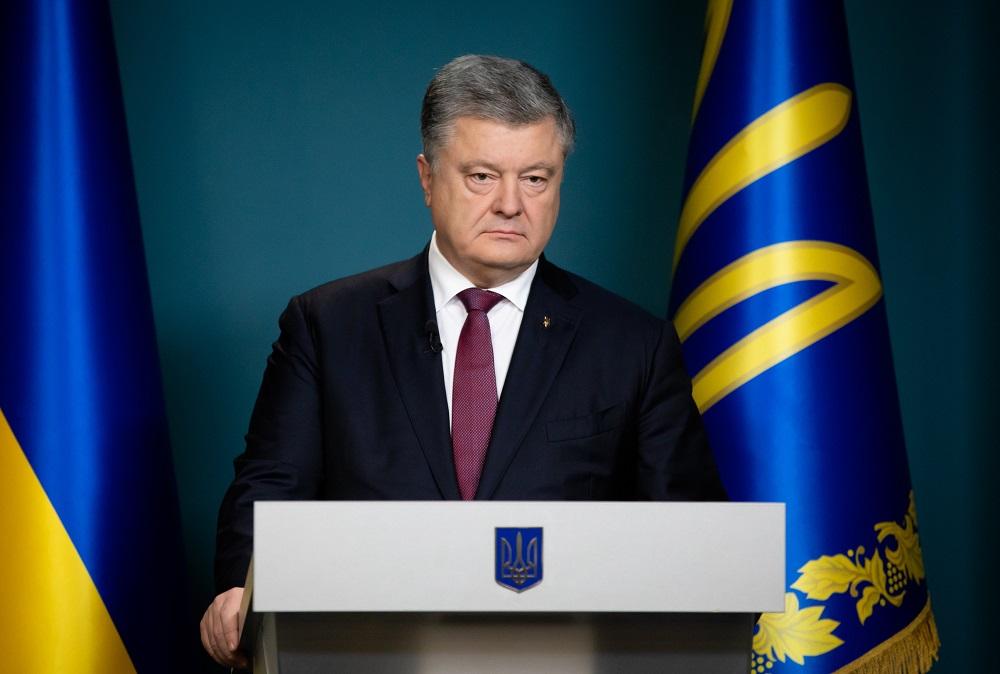 Ukrainos prezidentas pranešė, kad atšaukiama karinė padėtis 10-yje šalies sričių