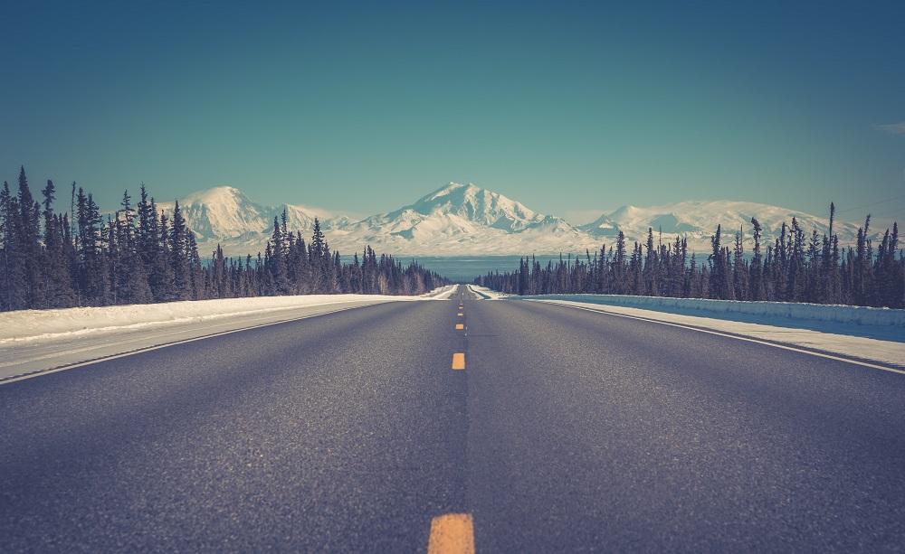Įdomioji istorija: Aliaska - į šiaurę, į ateitį!