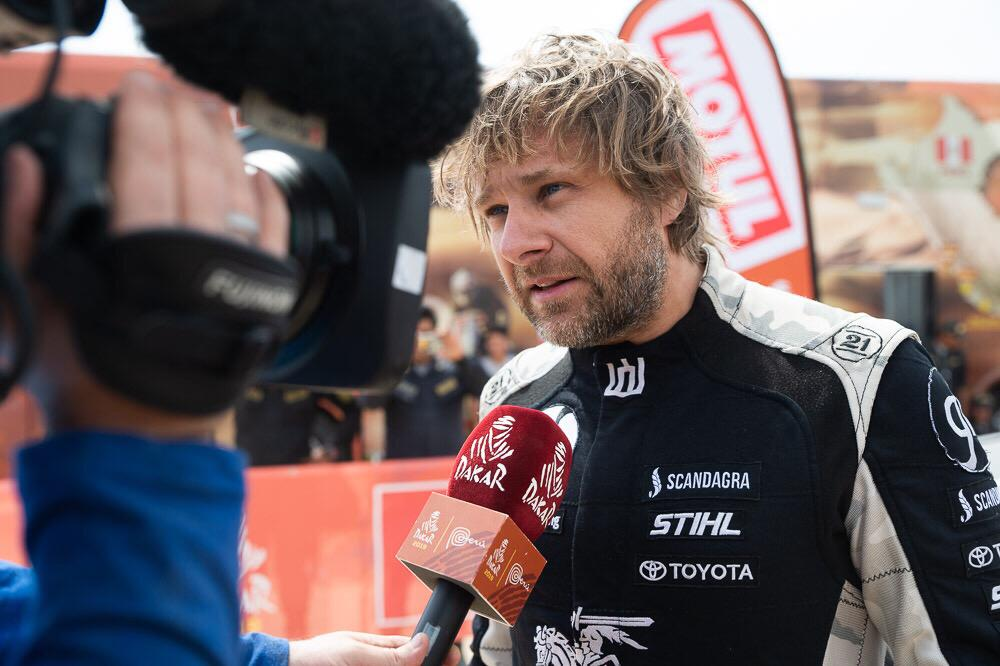 Lietuviai Dakare: kaip jiems sekėsi pirmajame etape?