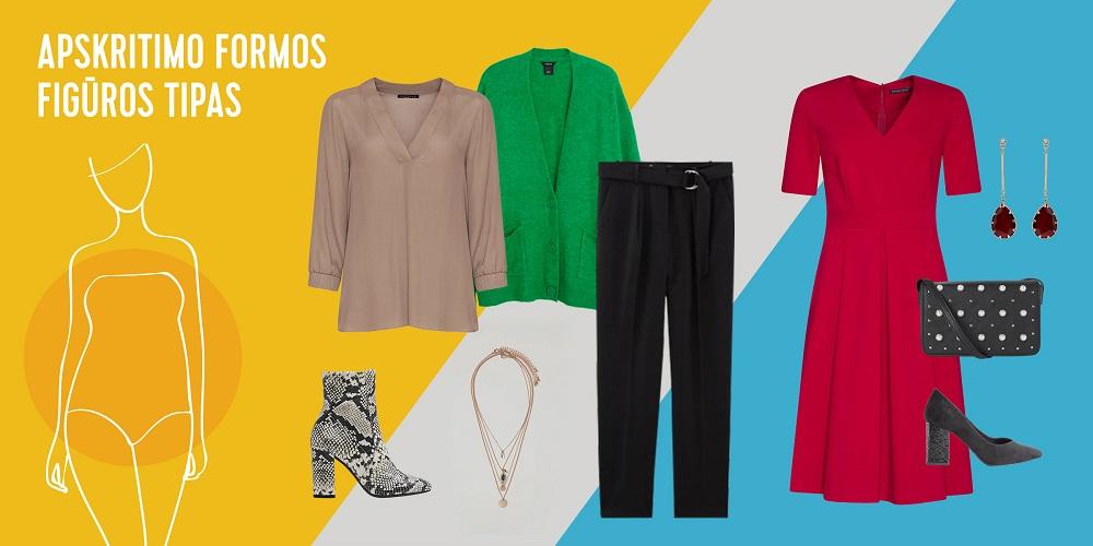5 dailiosios lyties atstovių figūros tipai: kaip išpardavimų metu rasti savo drabužių derinį?