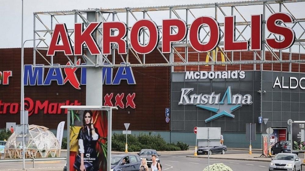 """Vilniaus """"Akropolio"""" """"Maxima"""" skaičiuoja paskutines valandas"""