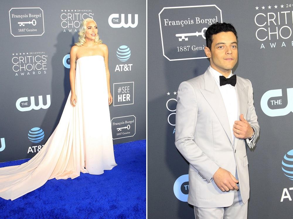 """Kritikų pasirinkimo apdovanojimuose triumfavo filmas """"Roma"""", o Lady Gaga turėjo dalintis geriausios aktorės titulu"""