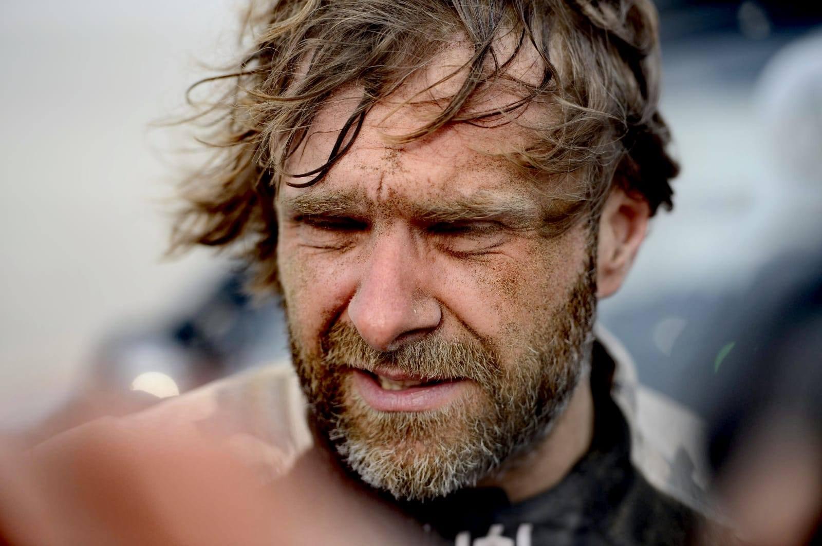 """B.Vanagas: """"Aštuntas Dakaro greičio ruožas buvo stipriai ne pagal planą"""""""