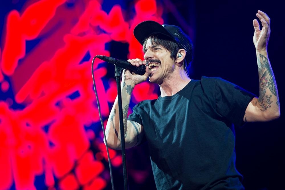 """Amerikiečių roko grupė """"Red Hot Chili Peppers"""" surengs neeilinį koncertą prie Egipto piramidžių"""