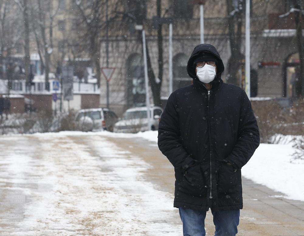 Gripo epidemija bus paskelbta ir Vilniuje