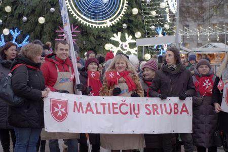 """""""Maltiečių sriubos"""" akcijos dėka nepasiturintys senoliai sulauks reikiamos pagalbos"""