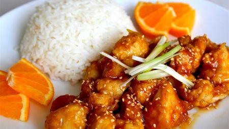 Kaip kinų restorane – traški vištiena saldžiarūgščiame padaže (video)