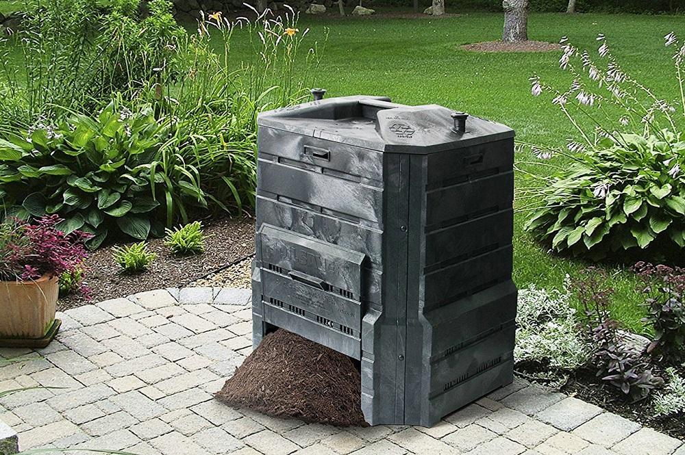 Devyni patarimai, kaip pasidaryti idealią komposto dėžę