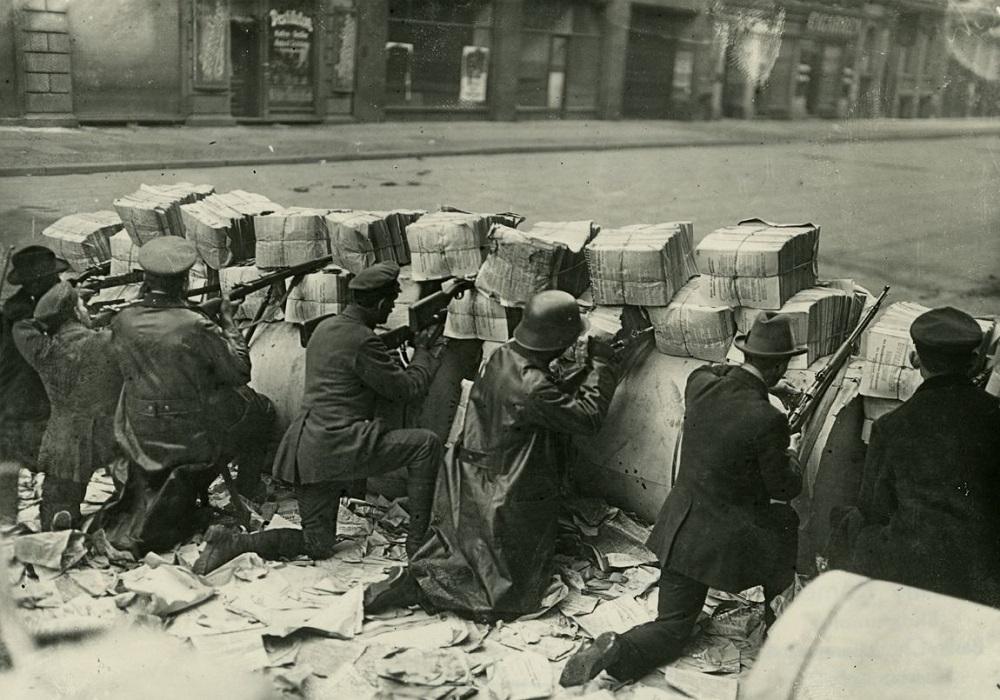 Įdomioji istorija: bolševizmo šmėkla virš Vokietijos