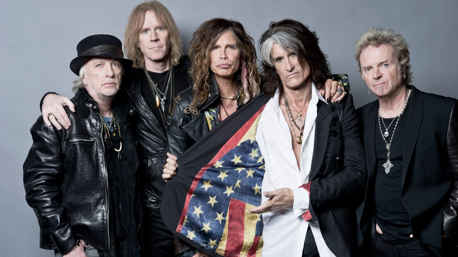 """""""Aerosmith"""" rokeriai bus įamžinti Holivudo """"Šlovės alėjoje"""""""