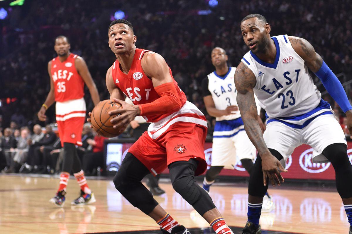 """Paskelbti visi NBA """"Visų žvaigždžių"""" rungtynių dalyviai"""