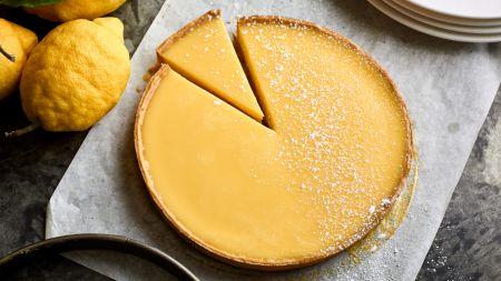 Savaitgalio skanėstui: kreminė citrinų tarta (video)