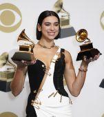 """Los Andžele išdalinti """"Grammy"""" apdovanojimai"""