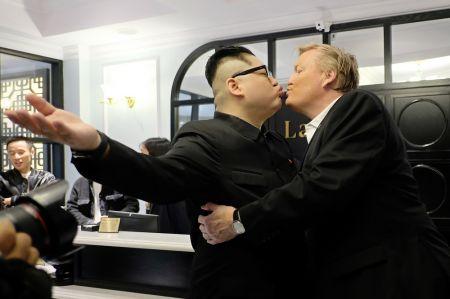 Šiaurės Korėjos lyderio Kim Jong-uno antrininkas išsiųstas iš Vietnamo