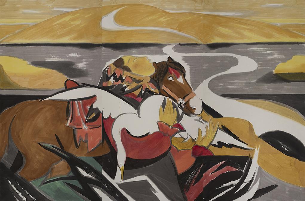 Nacionalinėje dailės galerijoje – paroda apie Kinijos meno tradicijas ir dabartį