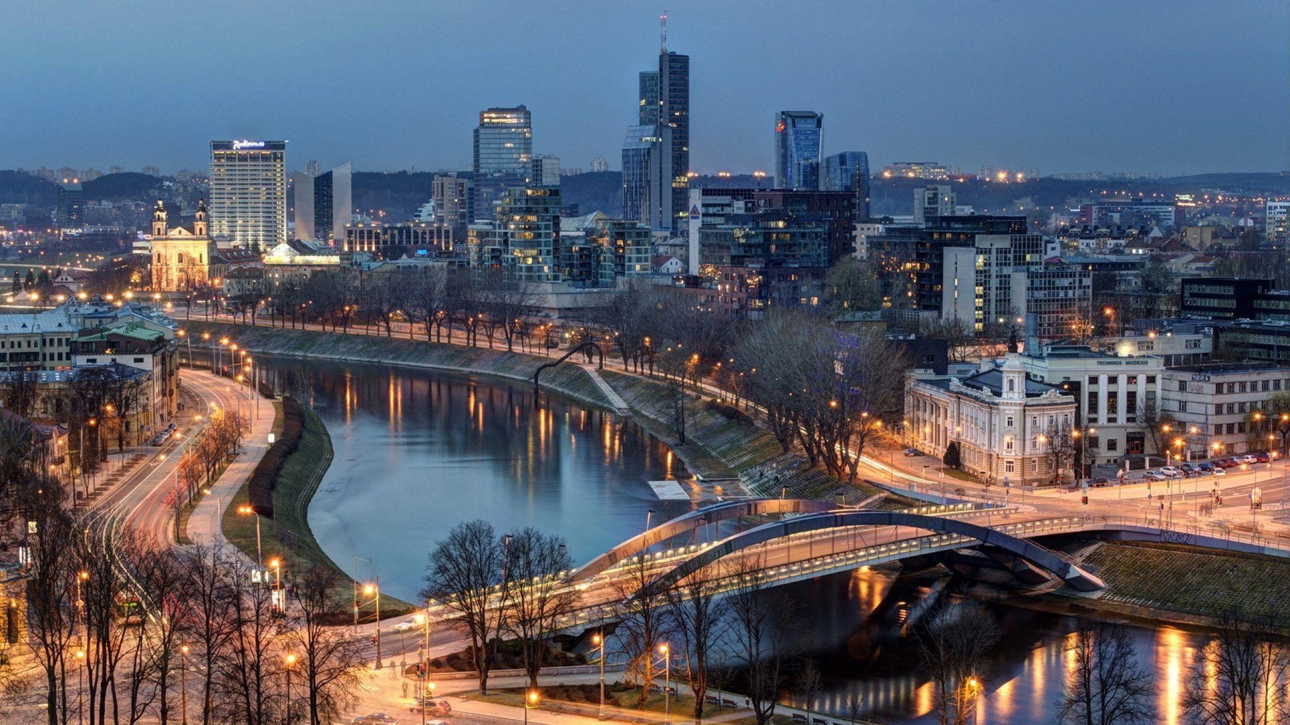 Vilnius - žemiausios kainos kelionių kryptis Europoje
