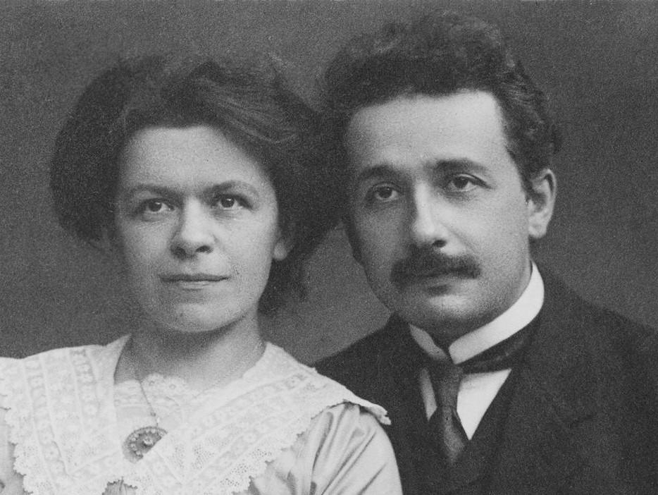"""Albertas Einšteinas: """"Sunkumuose visada slypi galimybės"""""""