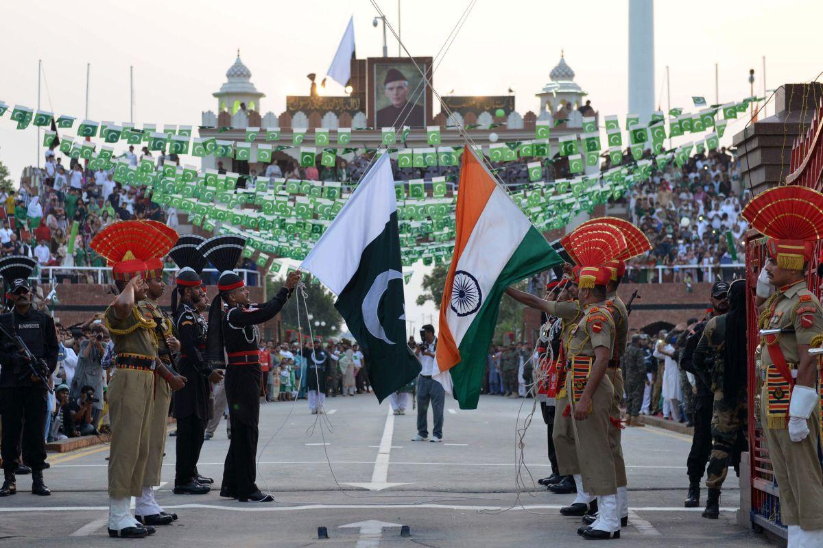 Indija ir Pakistanas: karinga kaimynystė