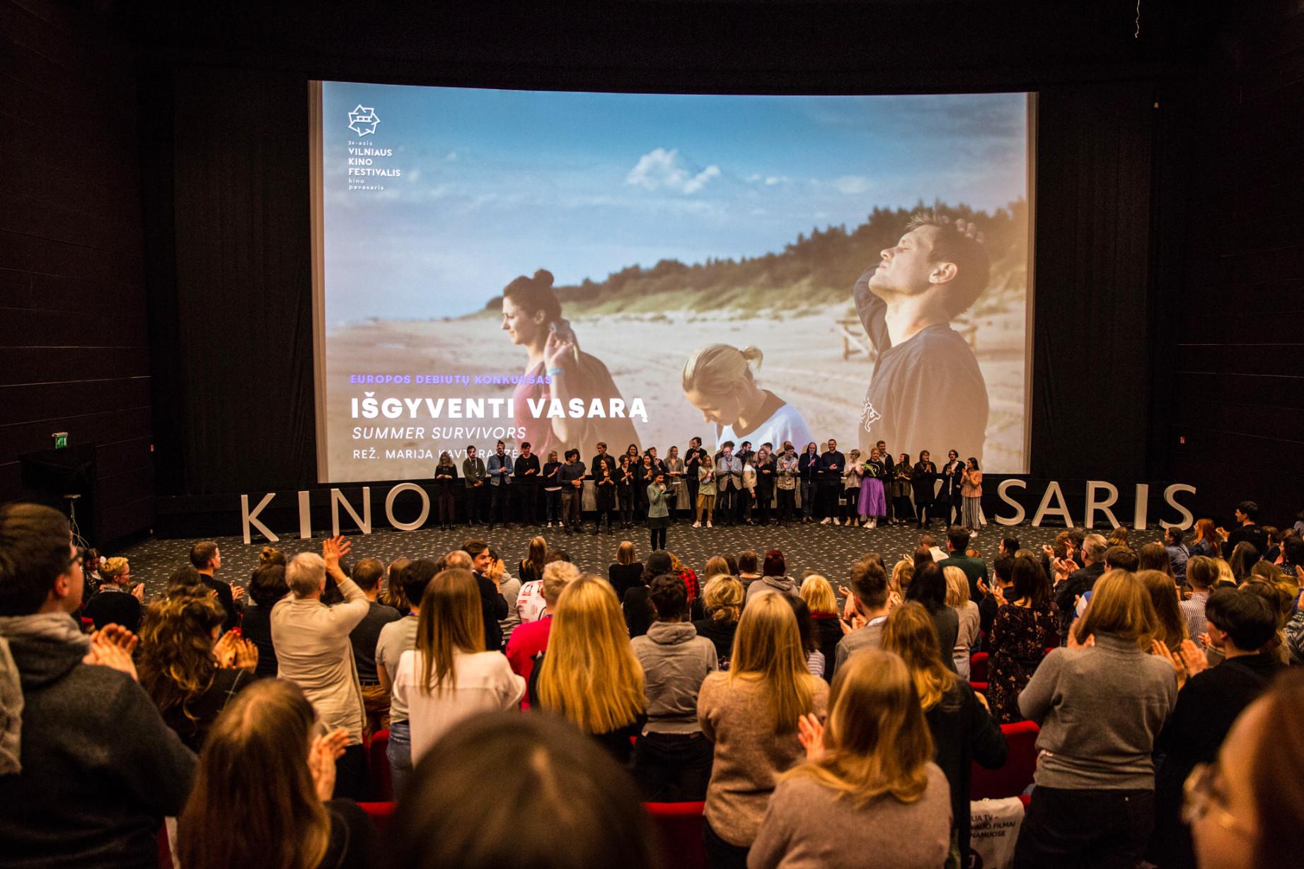 """""""Kino pavasaryje"""" – dar neregėtas lietuviškų filmų premjerų skaičius"""