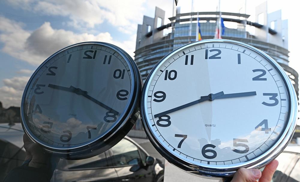 Europos Parlamentas balsavo už tai, kad 2021 metais būtų atsisakyta laiko sukiojimo