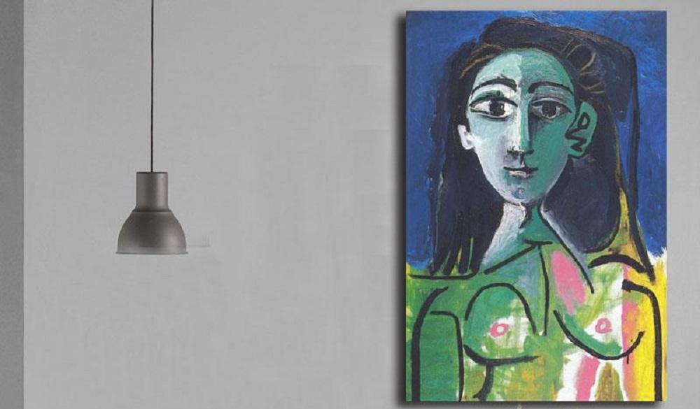 Amsterdame rastas prieš 20 metų pavogtas P.Picasso paveikslas